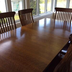 Mennonite Table (down sizing )