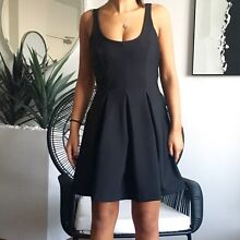 Kookai thick silk black dress Canterbury Canterbury Area Preview