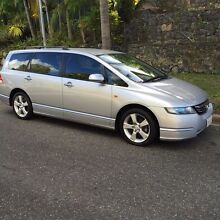 2005 Honda Odyssey 7 seat automatic Cannon Hill Brisbane South East Preview