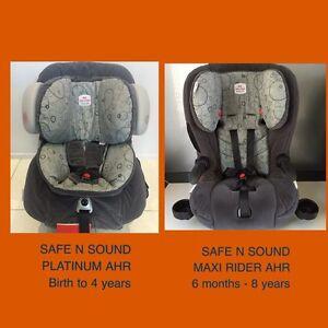 Safe N Sound Meridian / Platinum / Maxi Rider AHR Labrador Gold Coast City Preview