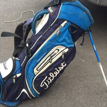 Titleist carry bag South Yarra Stonnington Area Preview