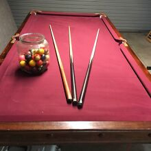 Antique Restored Billiards Table Mill Park Whittlesea Area Preview