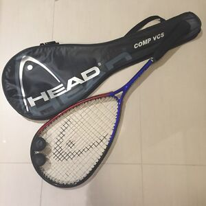 HEAD Squash Racquet with Cover Sydney City Inner Sydney Preview