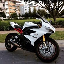 TRIUMPH DAYTONA  675R Camp Hill Brisbane South East Preview