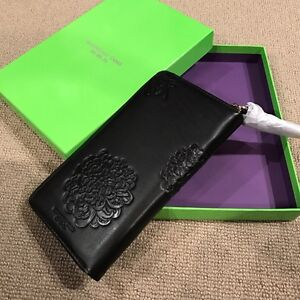 SHANGHAI TANG CHRYSANTHEMUM WOMEN'S LONG WALLET North Sydney North Sydney Area Preview