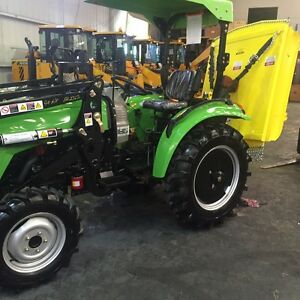 TRACTOR 40HP 4X4 4-in1 bucket 4ft/6ft SLASHER 5YEAR WARRANTY Campbellfield Hume Area Preview