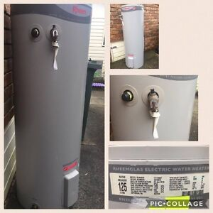 Rheem Electric Water Heater Heathcote Sutherland Area Preview