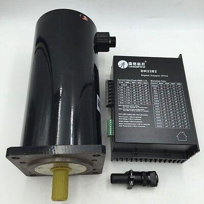 Leadshine Nema54 45n.m Stepper Motor 2ph Driver Cnc Kit 130hs45dm2282 Original