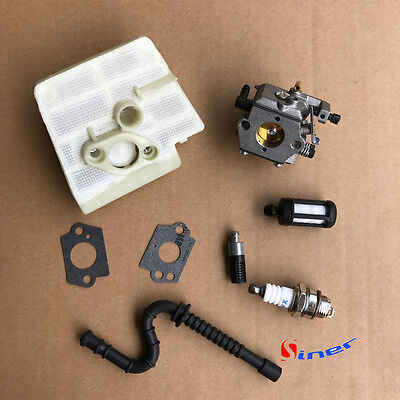 Carburetor TUNE UP SERVICE KIT For Stihl 024 026 MS240 MS260 240 Walbro WT -194