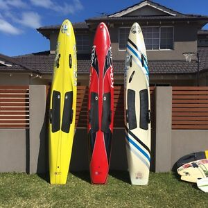 Racing Mal Boards Ocean Reef Joondalup Area Preview