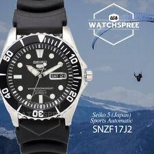 Seiko 5 (Japan) Sports Automatic Watch SNZF17J2