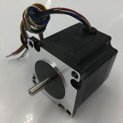 Leadshine 3phase Nema23 Stepper Motor 128oz-in 0.9nm 6leads 3.5a 573s09 For Cnc