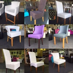 Dining chairs from $99. Available Friday, Saturday & Sunday Sorrento Joondalup Area Preview