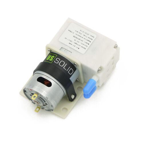 U.S. Solid Mini Vacuum Pump 12V DC Negative Pressure Suction Pump 5L/min 120kpa