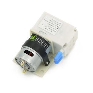 U.S. Solid 12V Mini Vacuum Pump DC Negative Pressure Suction Pump 5L/min 120kpa