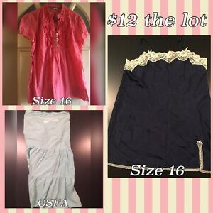 Ladies size 16 various items $12 the lot Meadowbrook Logan Area Preview