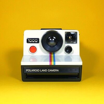 Polaroid OneStep 1000 SX-70 Instant Point and Shoot Film Camera