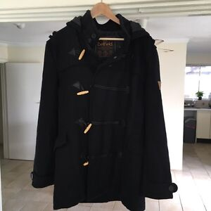 Bellfield Duffle Coat Jacket - Large North Beach Stirling Area Preview