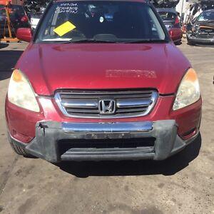 Honda CRV Maroon Seven Hills Blacktown Area Preview