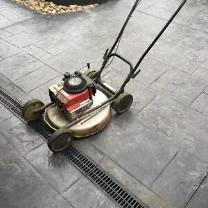 Masprot lawn mower South Morang Whittlesea Area Preview