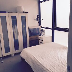 Fully furnished couple room available in Southbank apartment Southbank Melbourne City Preview