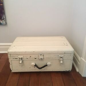 Retro Steel Trunk Mount Lawley Stirling Area Preview