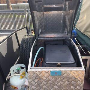 Camper trailer Aspendale Kingston Area Preview