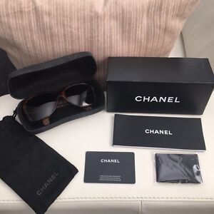 Chanel Quilted Polarised Sunglasses - Current Style - Near New Coomera Gold Coast North Preview