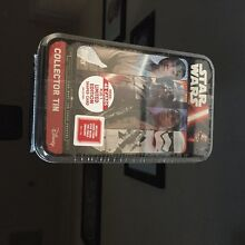 Star Wars collector tin and cards Secret Harbour Rockingham Area Preview
