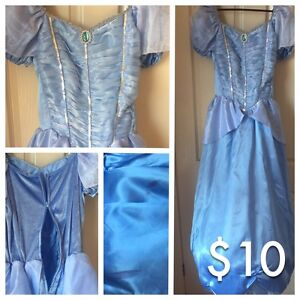 Halloween Costumes Zombie Bride, Star Wars, Cinderella, Pirate Maribyrnong Maribyrnong Area Preview