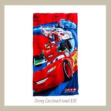 Disney Cars beach towel $30 Baldivis Rockingham Area Preview