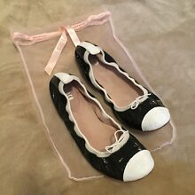 Bloch Ballet Flats (black and white) Meadowbank Ryde Area Preview