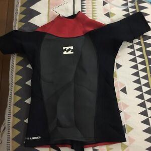 Billabong Foil short arm wetsuit vest/top Newcastle Newcastle Area Preview