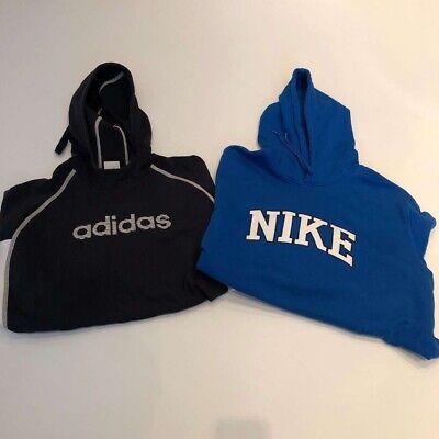 Nike And Adidas Hoodie