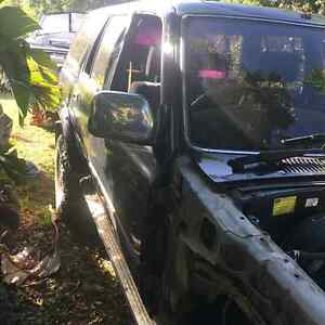 Toyota hilux surf 1992 Cairns Cairns City Preview