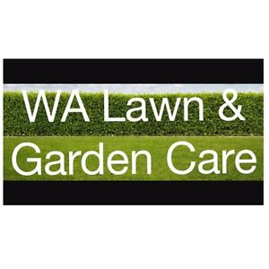 WA a Lawn and Garden Care  Kelmscott Armadale Area Preview