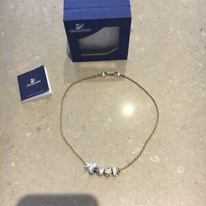 SWAROVSKI 7 Rings of luck necklace (gold) Sinagra Wanneroo Area Preview