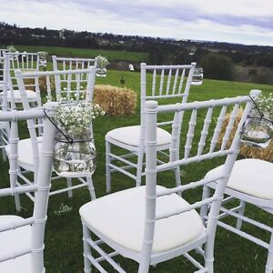 42 Tiffany Chair Wedding Ceremony Package $229 Leumeah Campbelltown Area Preview