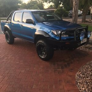 2010 Toyota hilux Greenwith Tea Tree Gully Area Preview