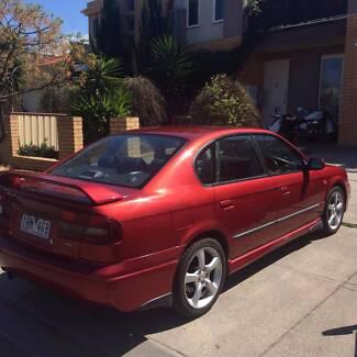 1999 Subaru Liberty