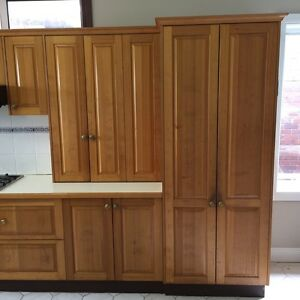Kitchen cabinets for sale Northbridge Willoughby Area Preview