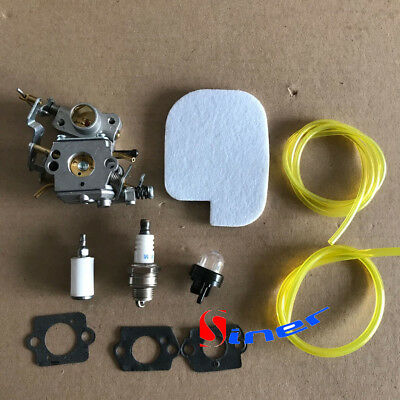 Carburetor Poulan Craftsman 545040701 PP4018 PP4218 P3314 PP3516 ZAMA W-26C Carb, used for sale  USA