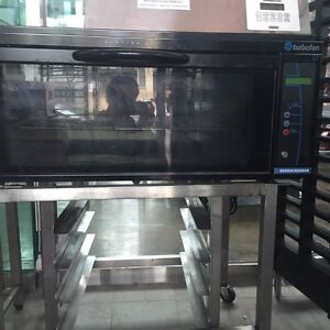 Commercial Bakbar Turbofan Oven and a free stand Adelaide CBD Adelaide City Preview