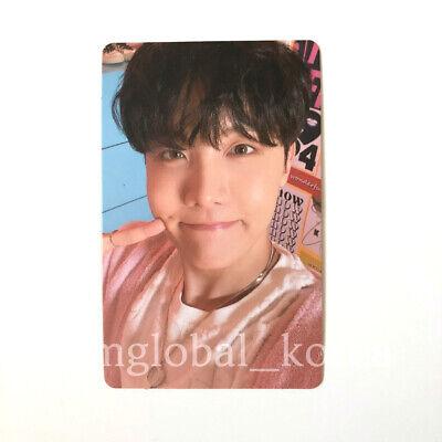 BTS BE Essential Edition J-Hope Jhope Hoseok Official Random Photocard PC K-Pop