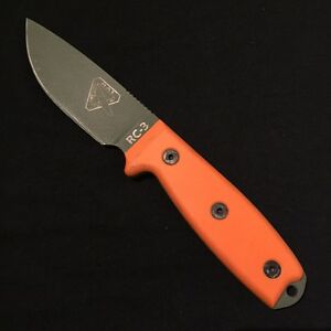 RAT RC-3 knife, Randall's adventure training, cutlery,  used (esee) Baulkham Hills The Hills District Preview