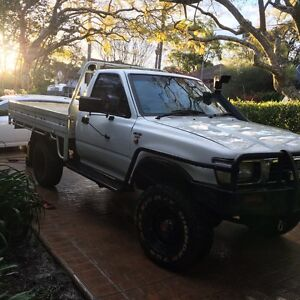 Toyota Hilux 2.8 1997 Wollongong Wollongong Area Preview