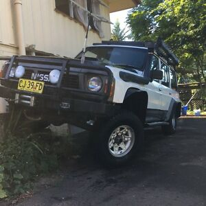 GQ NISSAN PATROL 1989 WITH GAS Nambour Maroochydore Area Preview