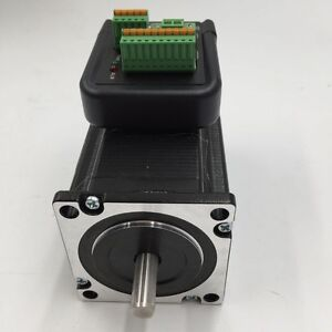 Closed Loop Stepper Motor Drive Hybrid Integrate NEMA23 2NM 36V Position Encoder