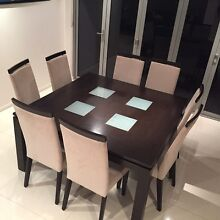 Dining set 9 piece Scarborough Stirling Area Preview