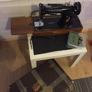 Singer 201k Sewing Machine Wembley Cambridge Area Preview